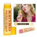 Nueva línea Lip Color de Burt´s Bees que Nutre e hidrata los labios