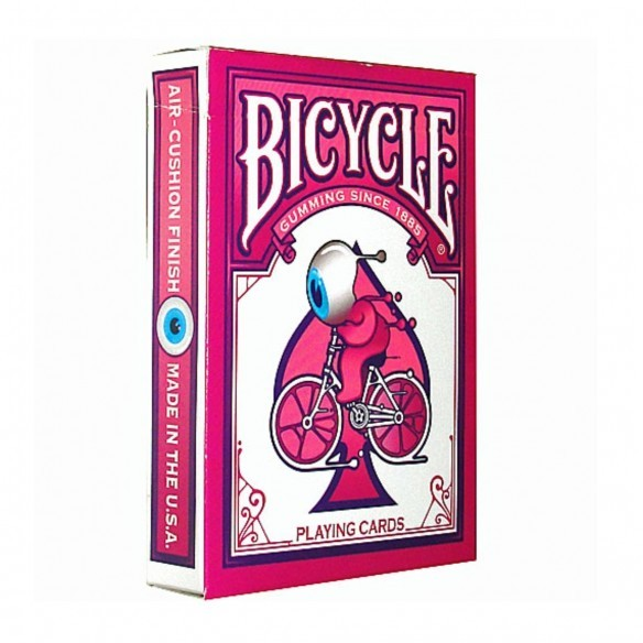 Cartas Bicycle Street Art Baraja Pocker Original importadas