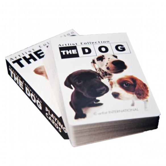 Juego de Cartas Bicycle The Dog Artlist Collection Playing Cards Original importadas