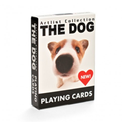 Juego de Cartas Bicycle The Dog Artlist Collection Playing Cards Original importadas