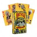 Juego de Cartas Bicycle Everyday Zombies Playing Cards Baraja Naipe Pocker importadas