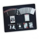 Juego de Cartas Bicycle Black Tiger by Ellusionist Playing Card Tigre Negro Baraja Naipe Pocker