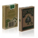 Juego de Cartas Bicycle Eco Línea Ecológica Playing Cards Baraja Pocker Originales