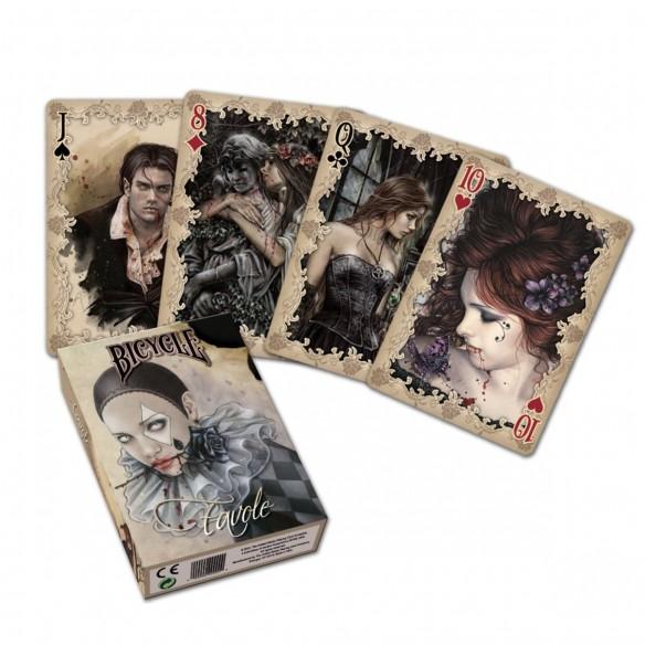 Juego de Cartas Bicycle Favole Playing Cards Baraja Pocker Originales