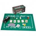 Kit de Casino Pocker Texas Hold´em BlackJack