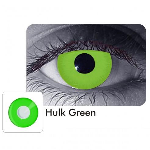 Lentes Locos de Hulk Crazy Lentes Halloween