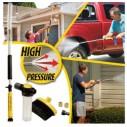 Limpiador de alta presión Water Zoom Jet convierte tu manguera en una Hidrolavadora