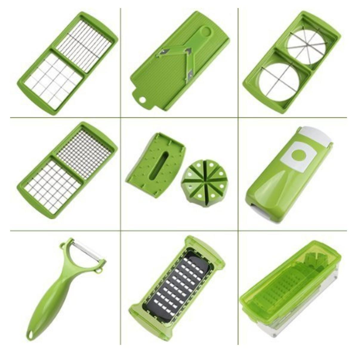 Ayudante de cocina easy slicer picador cortador verduras for Ayudante cocina