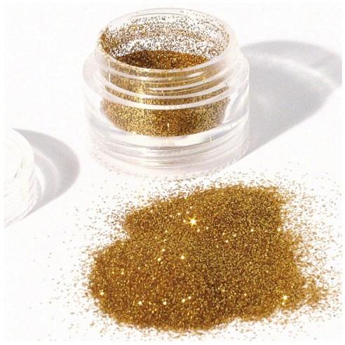 Escarcha Cosmética Glitter para decoración de Uñas Nail Art