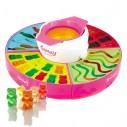 Máquina para hacer Gomitas y Caramelos Nostalgia Gummy Candy Maker GCM600