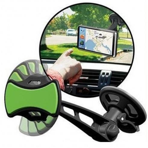 Soporte universal Grip go 360 grados sujeta, gps, tablet, celular a tu vehículo
