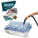 Bolsa Vacío Storage Bag para comprimir prendas 90x60cm