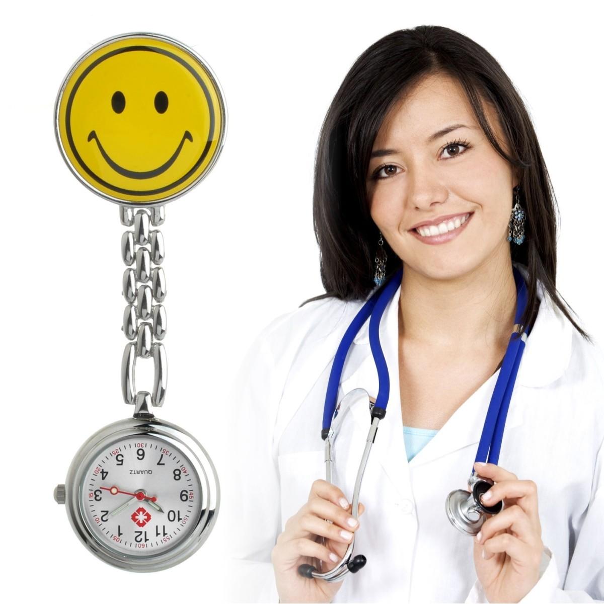 Reloj profesional de colgar ideal para enfermera tipo - Redes para colgar altavoces ...
