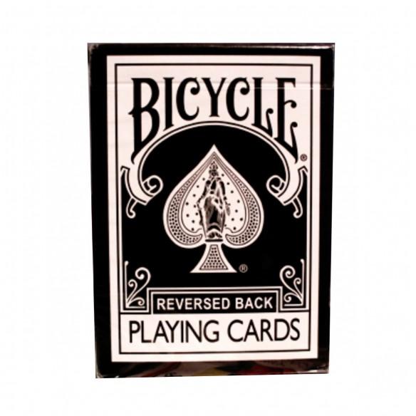 Juego de Cartas Bicycle The Reversed Black Deck Playing Cards Baraja poker Originales