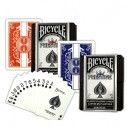 Juego de Cartas Bicycle Prestige Plastic Playing Cards Baraja poker Originales