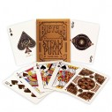 Juego de Cartas Bicycle Steam Punk Gold Deck Playing Cards Baraja poker Originales
