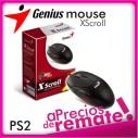 Mouse óptico Genius XScroll