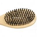 Cepillo Doble Faz para Mascotas, Cepillo y peine ideal para Pelo Largo liso