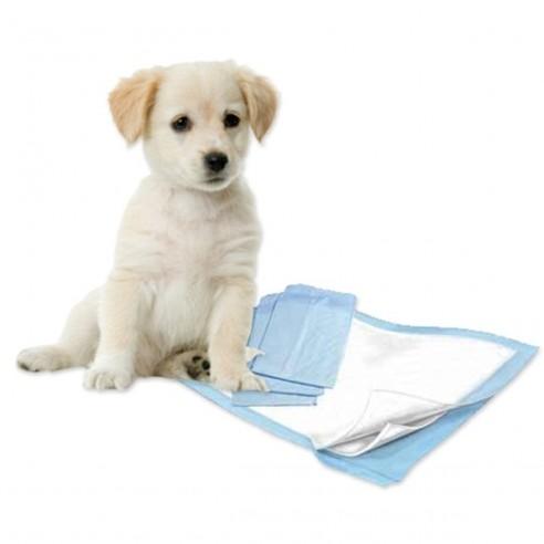 Tapetes Desechables super absorbente baño para mascotas (paq x 6u)