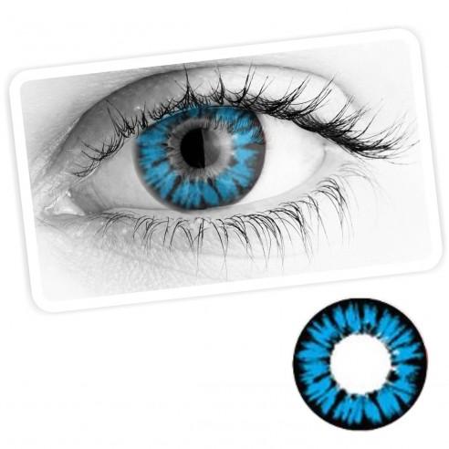 Lentes de contacto cosméticos Sparkle