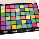 Paleta Profesional de 48 sombras Profesionales Maquillaje UV Glow Neón