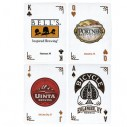 Juego de Cartas Craft Beer Playing Cards Baraja Pocker importadas