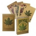 Juego de Cartas Hoja Hemp Cards Baraja Pocker importadas
