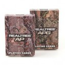 Juego de Cartas Realtree AP Playing Cards Baraja Pocker importadas