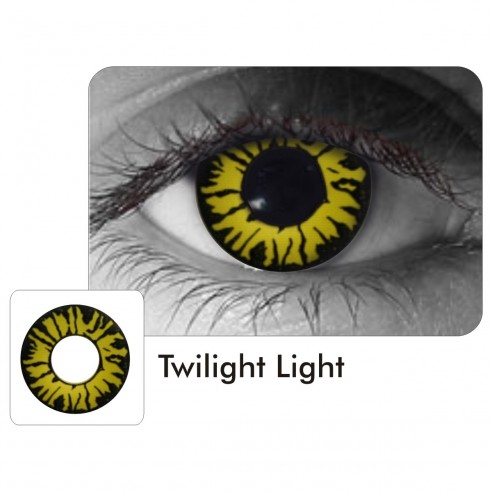 Lentes Locos Crazy Twilight Light Lentes