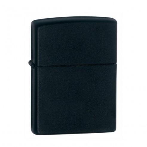 Encendedor Zippo Colors BlackMatte - Negro.