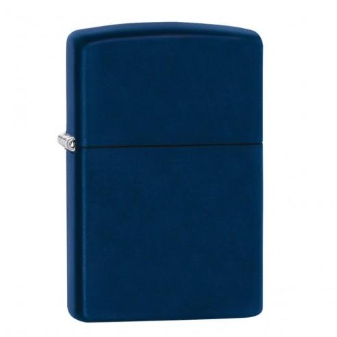 Encendedor Zippo Colors Blue Dark Matte - Azul Oscuro.