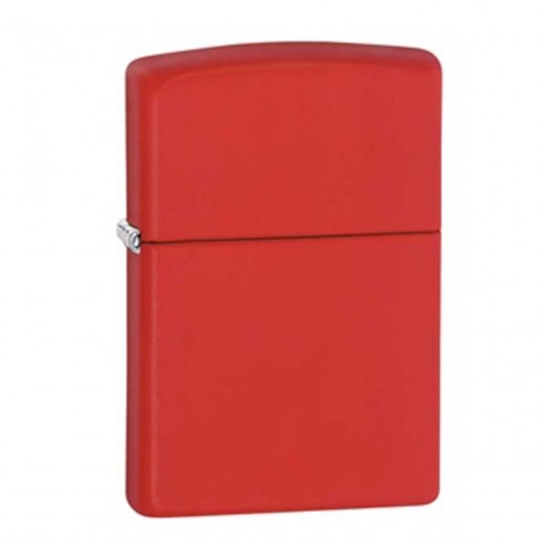 Encendedor Zippo Colors Red Matte- Rojo