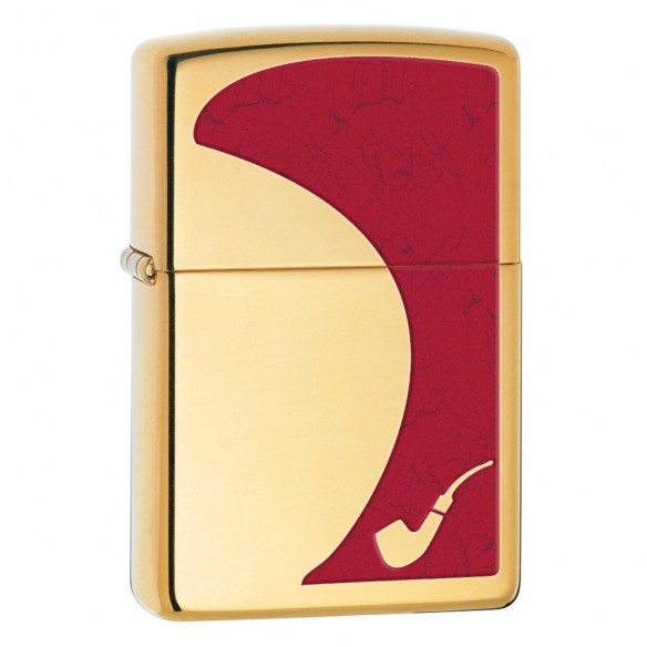 Encendedores Zippo Pipe Red - Rojo