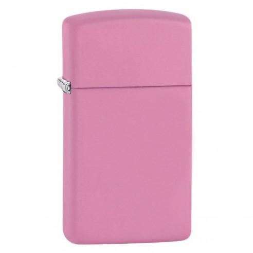 Encendedores Zippo Slim Pink - Rosado