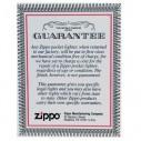 Encendedores Zippo Slim Brushed Chrome - Plateado
