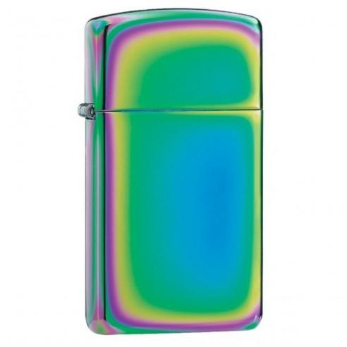 Encendedores Zippo Slim Spectrum - Multicolor. Zippo Slim