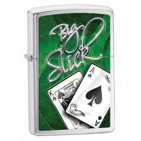 Encendedores Zippo Stamp Big Slick
