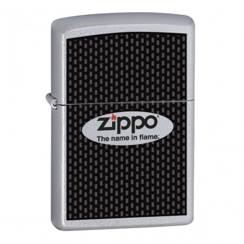 Encendedores Zippo Stamp Name in Flame