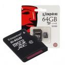 32gb Memoria Microsd Kingston Micro Sd y adapt a SD 32GB