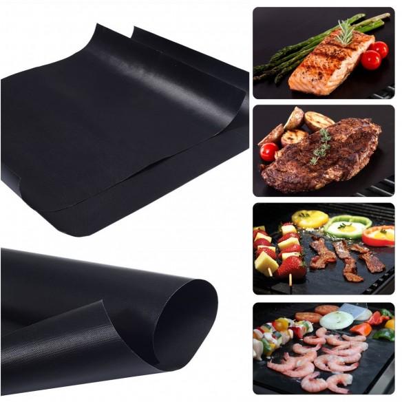 Set x2 láminas Antiaderentes para Asados en Parrilla y BBQ