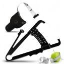 Kit Fitness Control Adipómetro + Cinta Métrica medidores de grasa corporal calibrador