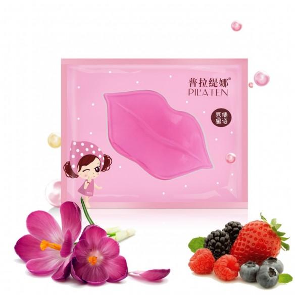 Mascarilla de Colageno Pilaten Pink Hidrata y suaviza tus labios