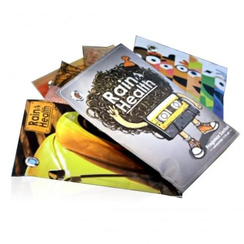 Kit x 6 Ambientadores Secos en Sachets sobres de mineral