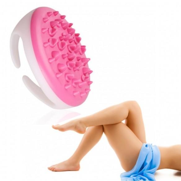 Masajeador manual anti-celulitis, reduce el efecto piel de naranja
