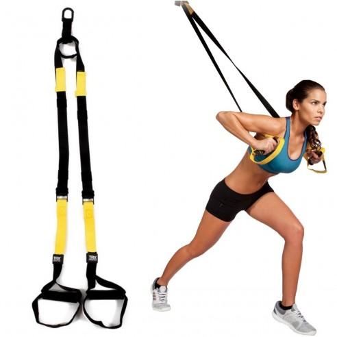 Kit de entrenamiento en suspensión Bandas Fitness TRX Crossfit