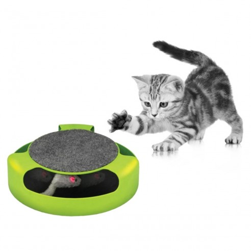 Juguete De Entretención Para Gatos divertido y entretenedor