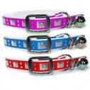 Collar Cascabel para mascotas pequeñas, gatos y perros