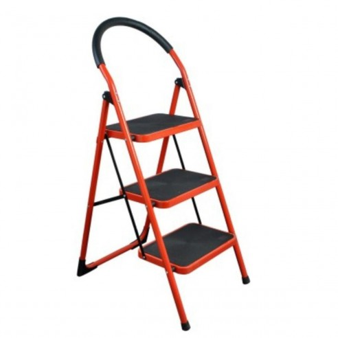 Escalera de 3 niveles silla portátil multiuso y plegable 150Kg