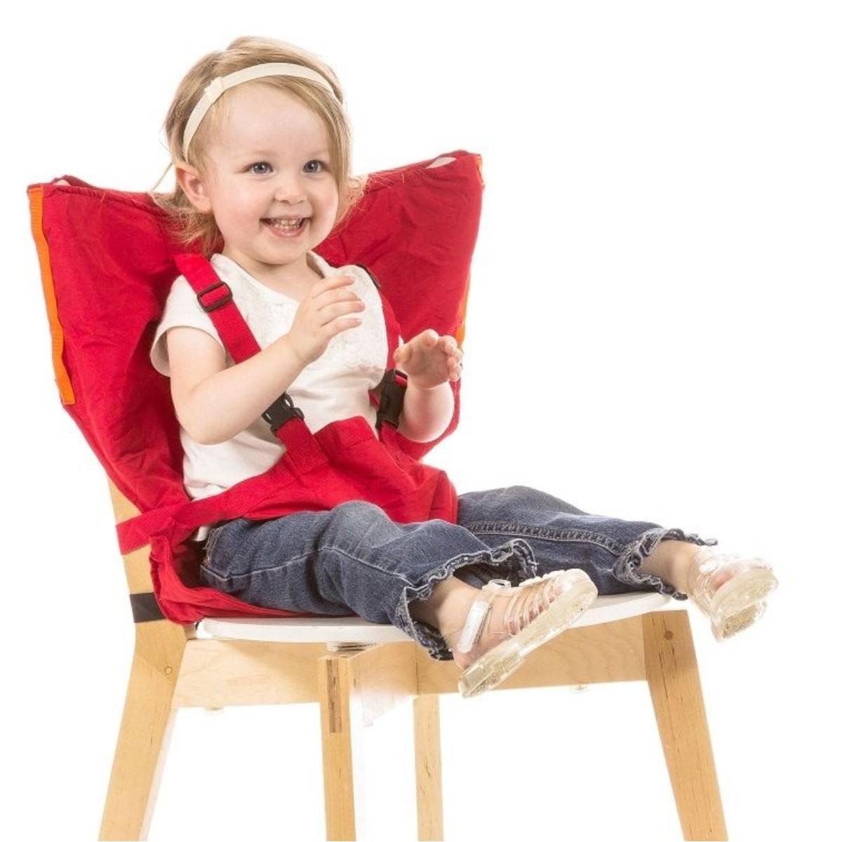 Silla port til para beb s y ni os de 1 a 5a os bolso for Silla coche nino 7 anos