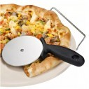 Set Pizza Pro Piedra Para Pizza Con Base + Cortador